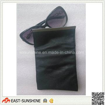Bolsa de óculos de sol de couro de alta qualidade (DH-MC0422)