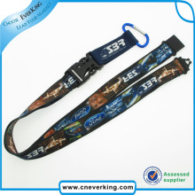 Factory Direct Sale Promotional Custom Lanyard