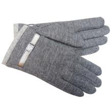Herrenmode Wolle gestrickte Winter warme Handschuhe (YKY5435)
