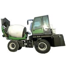 Mini concrete mixer truck price