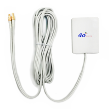 Factory Supply Factory price for China 4G Panel Antenna, White 4G Panel Antenna,Small Panel Antenna Manufacturer and Supplier 4g dongle with external wifi antenna sma with external supply to India Supplier