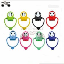 Promotional Kids Bike Accessories CE Approved Multi Color Mini Cycling Handbar Light