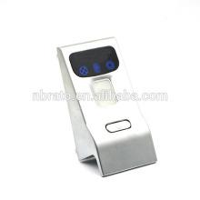Alarme de baixa tensão Acesso biológico Fingerprint Electronic Safe Cabinet Door Lock