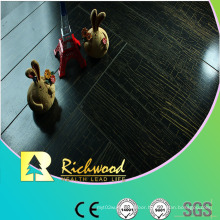 Household 12.3mm E1 Mirror Walnut Waterproof Laminated Flooring