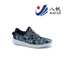 2016 Newest Men′s Canvas Shoes (BFJ-420415)