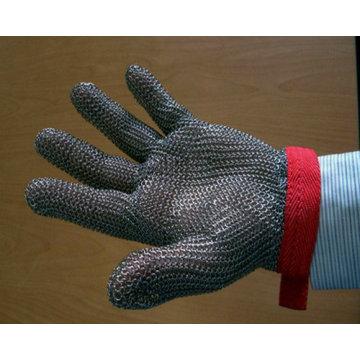 304 Edelstahl Handschuhe passend