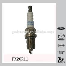 Peças de automóvel Iridium Denso Vela de ignição para Toyota 90919-01178 / PK20R11