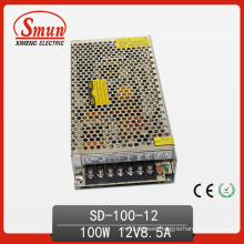 100W Single Output DC- DC Converter SD-100W 12VDC Output