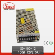 100 W Única Saída DC-DC Conversor SD-100W 12VDC Saída
