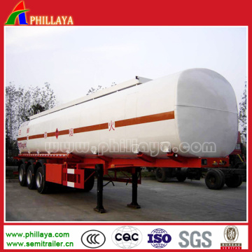 45000 Liters Fuel Tanker Trailer
