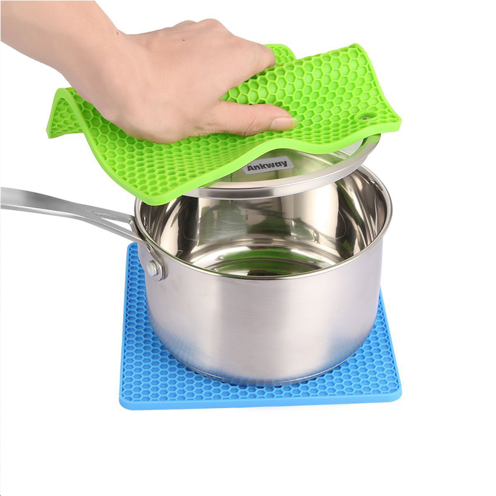 Silicone Pot Holders: FDA Wholesale Silicone Pot Holders For Kitchen Tools China