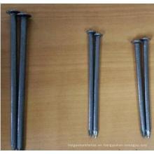 Uñas comunes de hierro Uñas industriales o clavos de muebles