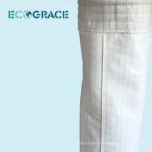 Bolso de la fibra de vidrio de la filtración del polvo del paño del grueso de 1.5mm