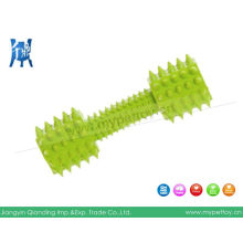Serious Soft Rubber Pet Dummbell Toy