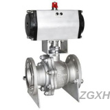 Motor Operated Ball Valve