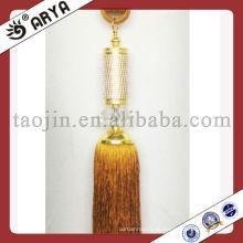 Dekorative Quasten Tiebacks für Vorhänge, Vorhang Tassel Tiebacks Hersteller