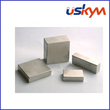 N35 Nickel Square NdFeB Magnets (F-010)