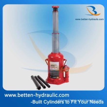 50 Ton Hydraulic Double Piston Bottle Jack