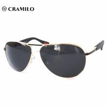Polycarbonat-Sonnenbrillengläser benutzerdefinierte Spiegelgläser