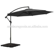 Parapluie commercial de plage pour la ressource
