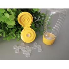 16.5mm válvula de silicone para tampa de plástico Flip (PPC-SCV-03)