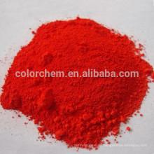Schnelles Molybdat-Rot für die Beschichtung auf Lösungsmittelbasis