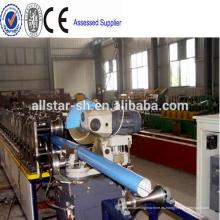 Alta calidad Allstar Pitorrobajo rollo formando equipo para la venta, bajada de agua que hace la máquina para la venta