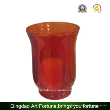 Glass Hurricane Lantern for Garden Home Decor