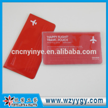portefeuille passeport en relief polychrome