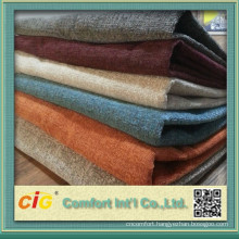 100% Polyester Sofa Chenille Fabric for furniture