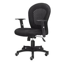 Cadeira moderna do computador de escritório da malha do giro da parte traseira do meio (HF-A204B)