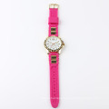 high quality watches silicone rubber wrist watch strap