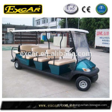 EXCAR billig 8 Sitze elektrische Signneseeing Bus Mini Tour Auto China Bus