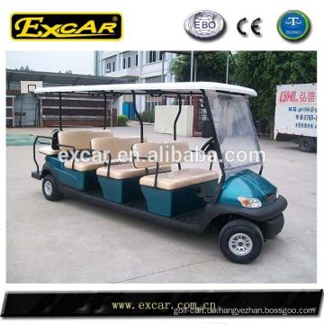 EXCAR billig 8 Sitze elektrische Signneseeing Bus Mini Tour Auto China Bus