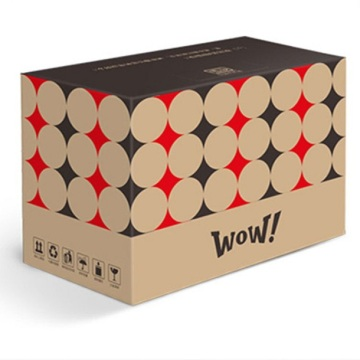 Corrugated Printing Color Box With Logo
