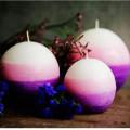 Top-Qualität farbige Säule Parfüm Kerze für Hochzeit
