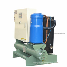 8HP Chilled Clean Water Directly Use 316 Stainless Steel Plate Chiller