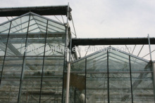 Greenhouse Equipment Shading System