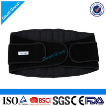 Top Supplier Wholesale Custom Neoprene Lumbar Support Belt Waist Trimmer Belt