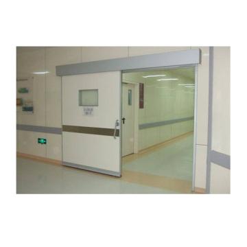 Porte étanche à l'air en aluminium