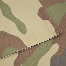 China for Knit Cotton Printed Fabric 100% Cotton Camouflage Fabric supply to China Wholesale