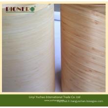 0,2, 0,4 mm Placage en bambou