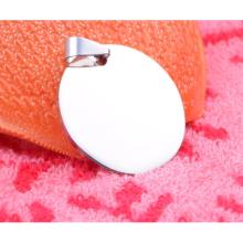 Usine prix vente chaude chien tag chaîne nouvelle conception à la mode chien tag en aluminium