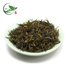 Hoja floja del té negro del mono de oro del estándar de la UE, té que adelgaza del té rojo
