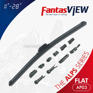 The Alps Series Multi-Function Beam Wiper Blades