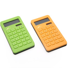 10 digit big Corn Plastic Solar Power Calculator