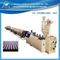 Máquina plástica de Jiangsu para la pipa HDPE que hace la planta ISO/CE/SGS
