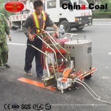 Equipo de marca de línea de carretera de empuje manual de venta caliente