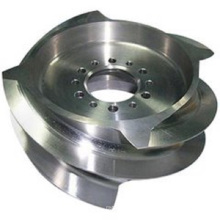 Stainless Steel Precision Investment Casting Impeller (Stainless Steel)