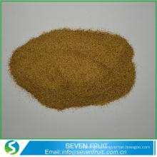 La Chine exporte des moules en noyer en poudre / noix de copeaux